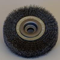 Bild på BEGNER Cirkulärborste D: 80 mm A: 10 mm Eisele HCS160-180