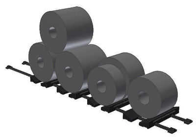 Picture of LANKHORST CoilWedge system RS40