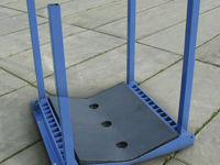 Bild på Lankhorst Steel frame for Storageblock 100x80x14
