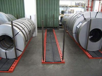 Bild på Lankhorst Steel frame for Oiltray 150x45x5