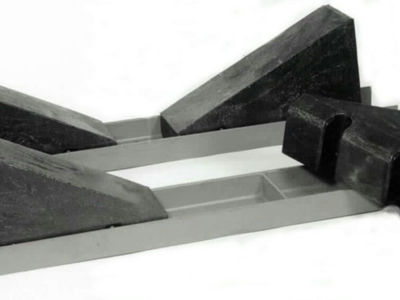 """Picture of Lankhorst Rollblock 55/16-2 ZN """"no-nose"""""""