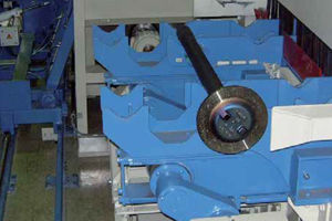 Bild för kategori AGTOS Walking beam shot blast machine