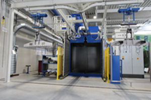 Bild för kategori AGTOS Hanger-type blast machine