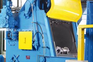 Bild för kategori AGTOS Steel mill tumble blast machine