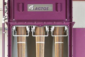 Bild för kategori AGTOS Cartridge Filter Systems for blast machines